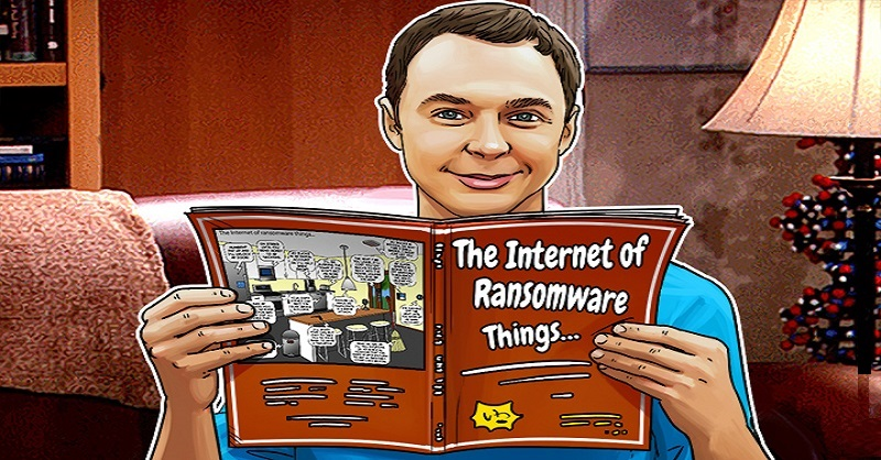 Ransomware of Things (RoT), nueva arma cybernética
